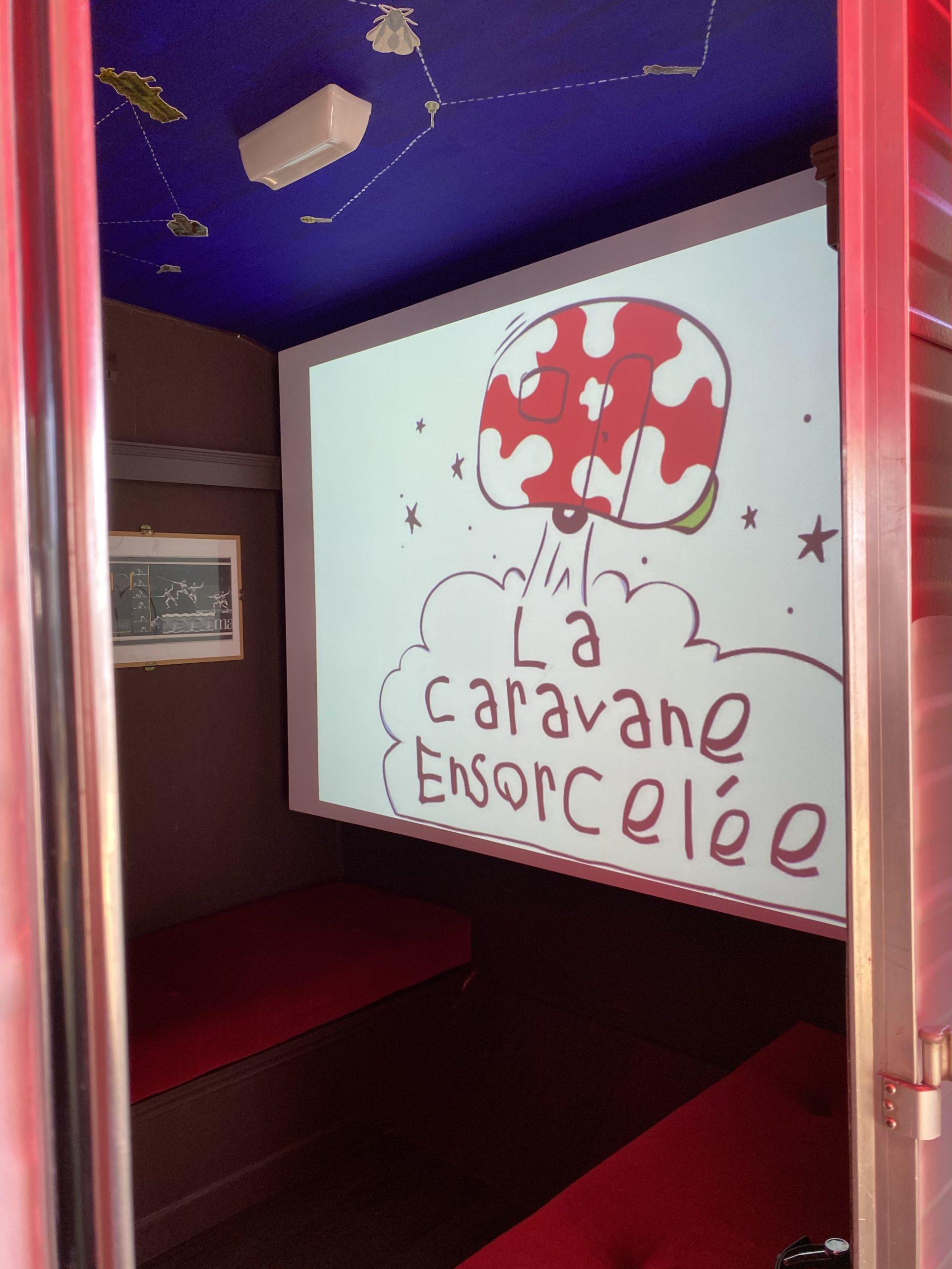 Photo intérieur de La Caravane Ensorcelée