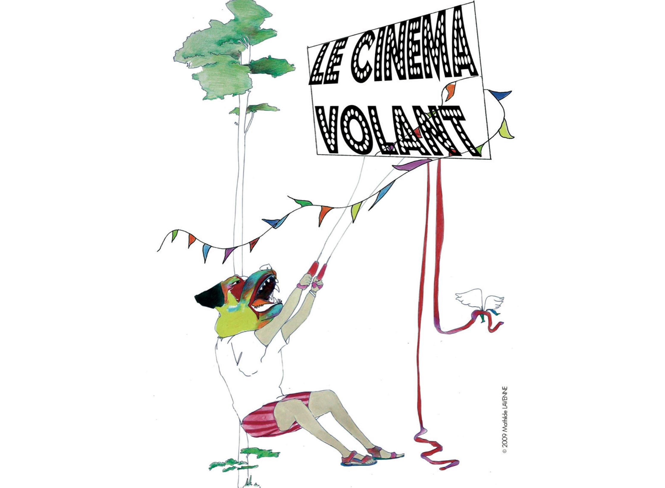 Logo Cinéma Volant