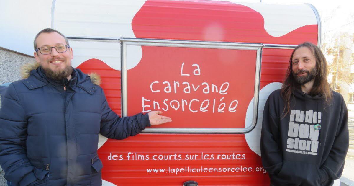 Photo La Caravane Ensorcelée avec Aurélien Henrard et Christophe Liabeuf