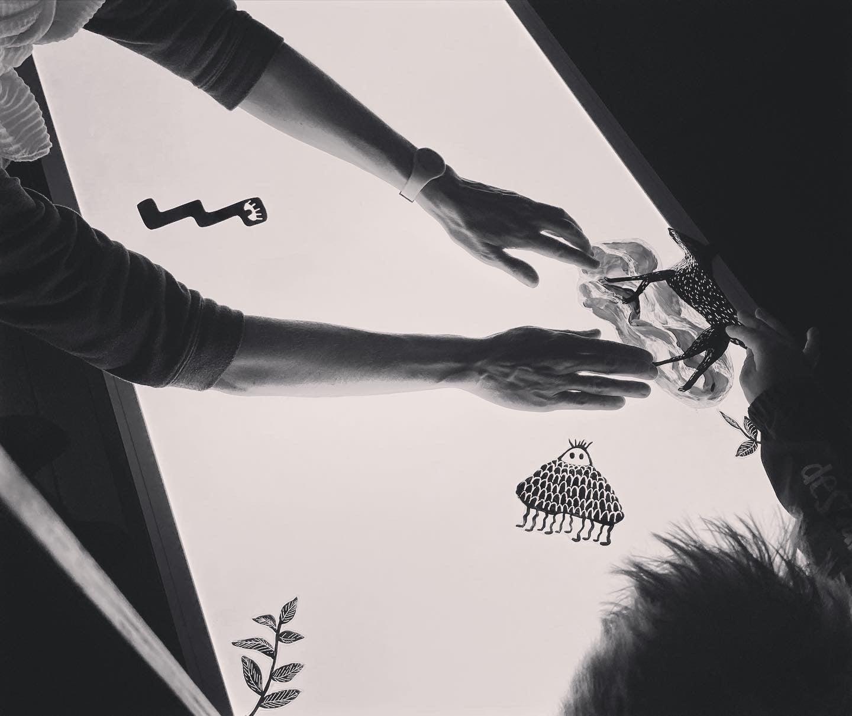 Cinéma des ombres Nuit blanche 2020