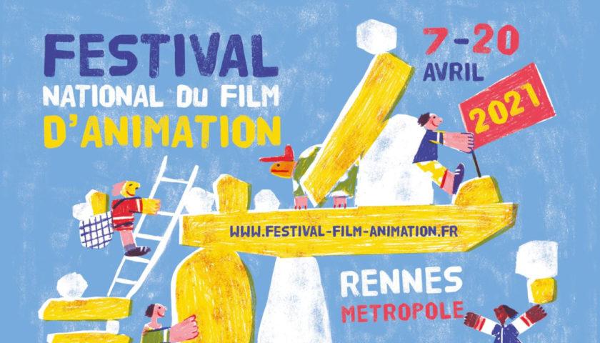 Bannière Festival National du Film d'Animation