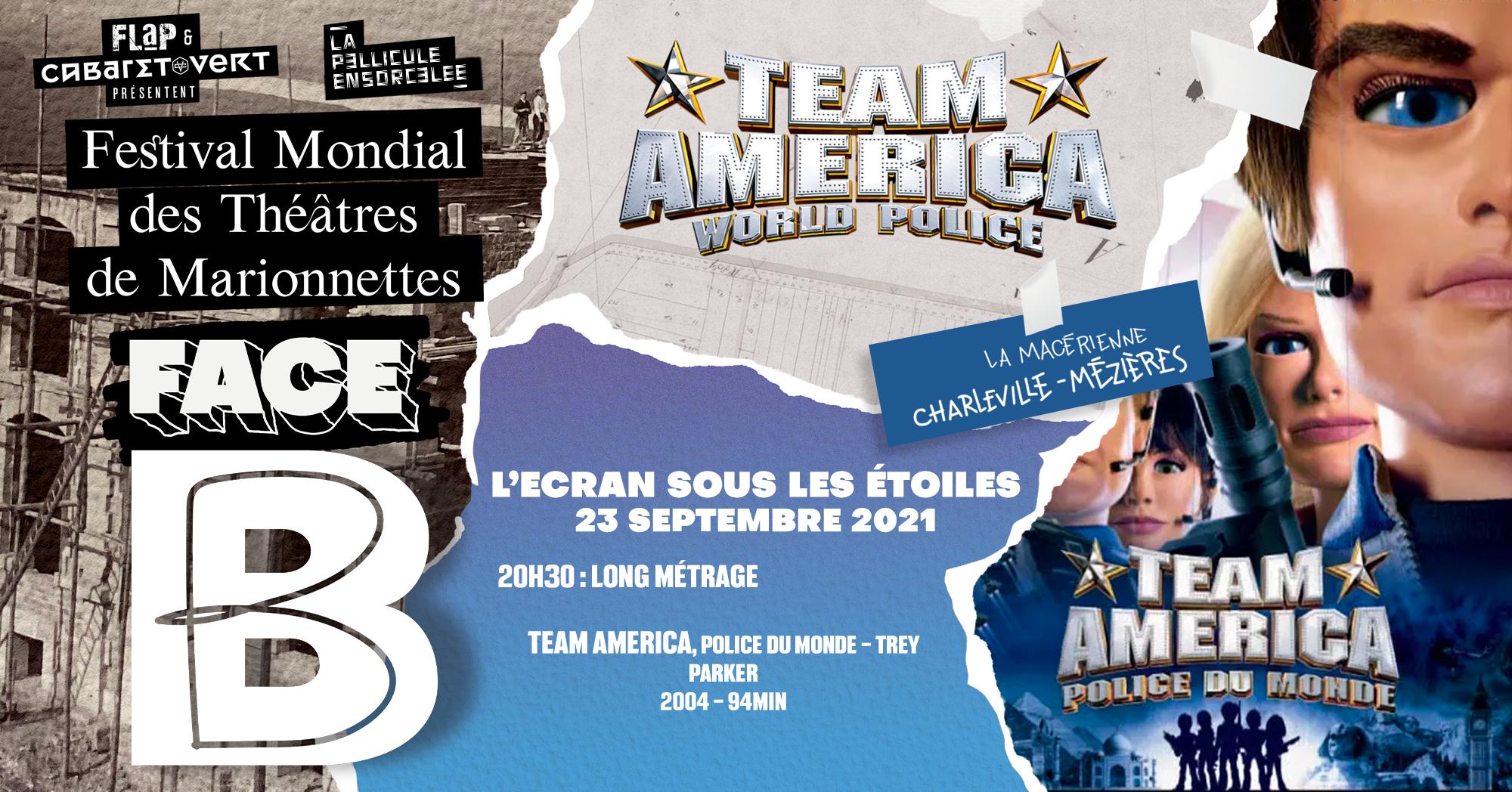 Bannière Face B > Team America