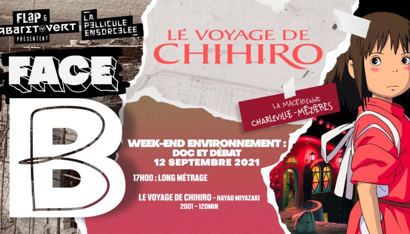 Bannière Face B > Le voyage de Chihiro