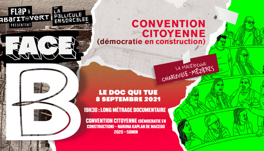 Bannière Face B > Convention citoyenne