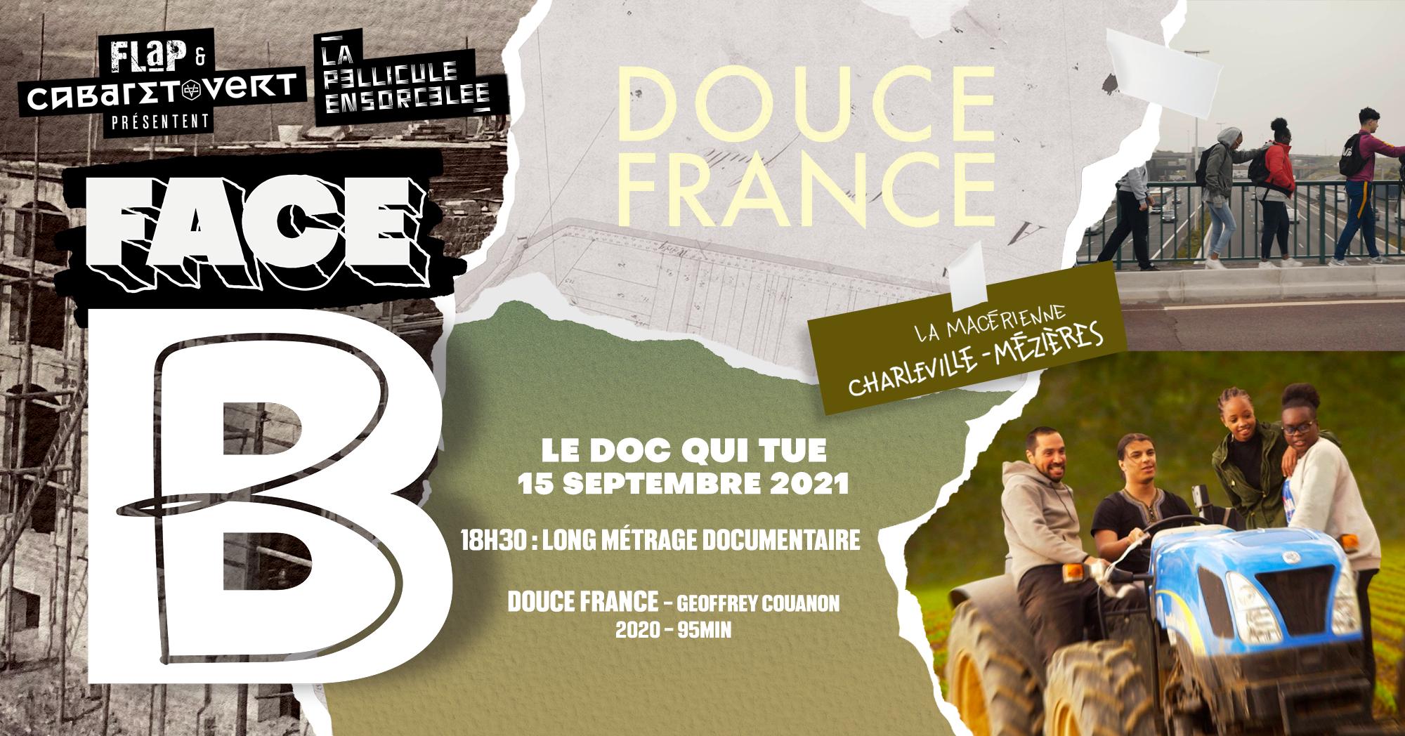 Bannière Face B > Douce France