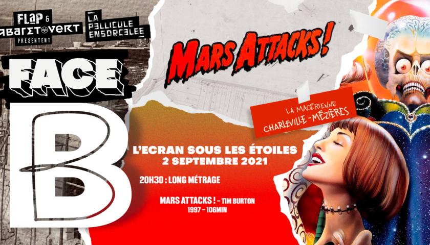 Bannière Face B > Mars Attack