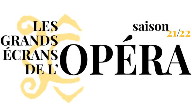 Logo Les Grands écrans de l'Opéra