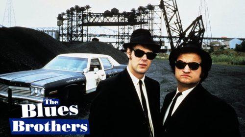 Bannières Ciné Plein Air The Blues Brothers