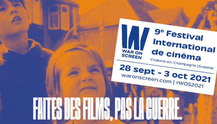 Bannière War on Screen 2021