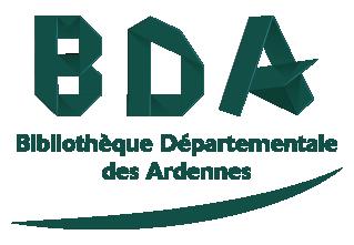 Logo BDA Bibliothèque Départementale des Ardennes