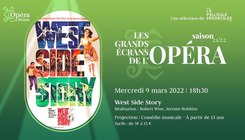 Les Grands Écrans de l'Opéra - West Side Story